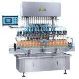 Pâte liquide Machine de remplissage automatique