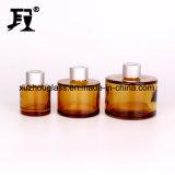 Bottiglia di vetro ambrata per la bottiglia rotonda dell'aroma dell'aroma