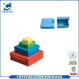 Aduana popular ecológica del rectángulo de papel impresa