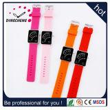 Moins cher colorés cadeau promotion Watch Watch usine OEM, Simple Watch (DC-510)