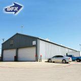 Almacén prefabricado de dos pisos industrial confeccionado de la estructura de acero del uso