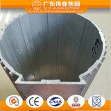 ألومنيوم قطاع جانبيّ من أعلى 5 ألومنيوم مصنع في الصين