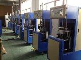 Halbautomatische 0.1-5 Gallonen-Haustier-Wannen-Flaschen-Blasformen-Maschine und durchbrennengerät