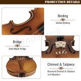 고대 공단 완료 악기 합판 바이올린