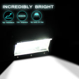 Tri-Fila brillante estupenda de la barra ligera del trabajo de las virutas 36W LED de Philips para del carro del barco del camino