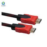 Nylon сетка 4K*2K 1080P, мужчина кабеля 3D HDMI к мужчине
