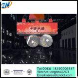 Het Elektromagnetische Heftoestel MW25-17080L/3 van uitstekende kwaliteit voor de Ronde en Pijp van het Staal