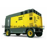 Compresor de aire diesel portable de la plataforma de perforación de Copco 1393cfm 30bar del atlas
