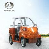 3 Seatersの電気小型観光のカートのゴルフ車