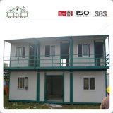 Het aangepaste Prefab Modulaire Huis van de Container van het Huis