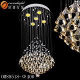 Chinês mágico K9 Iluminação de Cristal (OM756/20) Diam200mm 400cm a 600 cm