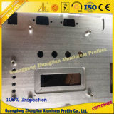 CNCの機械化を用いるAluminumiumの放出のプロフィール