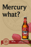 Les articles promotionnels fille et de la bière en étain métal signer pour la décoration