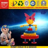2017 вновь прибывших детей по вопросам образования пластиковых игрушек робот безопасного прочного материала ABS игрушка