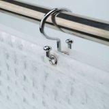 Уплотнительные кольца Double-Gliding крюки душ из нержавеющей стали с удобной раздвижной
