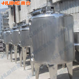 ミラーの磨く発酵タンク(ミキサー)