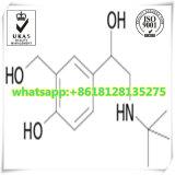 Sulfato cru do Albuterol dos pós para o Bronchodilator/antiasmático ativos