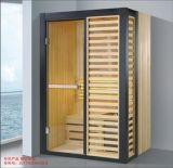 Mini 1300mm Stevige Houten Sauna voor 2 Personen (bij-8889)