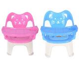 2017 Новые образцы Cat форму музыкальные подушки для кормления детей пластиковый стул