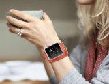De gekke Riem van het Horloge van het Leer van het Paard Uitstekende voor de Band van Iwatch van de Appel