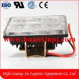 6つの最も重要な部分ライトが付いている12-48V LEDの前部ライト