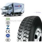Langer Meilenzahl-Qualitätsheller LKW-Radialreifen 7.50r16
