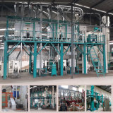 Полностью автоматическая завод фрезерный станок для мелких семян кукурузы