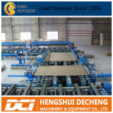 El precio bajo la línea de producción de placas de yeso/China planta de fabricación de placa de yeso