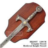 Espadas medievais da decoração das espadas da espada de Arn 120cm