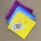 人のための卸し売りカスタムプリントハンドメイドの100%絹の小型の正方形