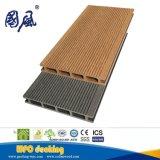 Pavimento costruito WPC di plastica di legno impermeabile del composto dell'HDPE,