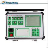 Analisador de alta tensão do disjuntor das caraterísticas dinâmicas do interruptor dos CB IEC62271
