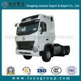 Sinotruk HOWO A7 6X4 420HPのトラクターヘッドトレーラートラックのトラック