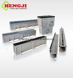 Grating van het Roestvrij staal van En1433 As3996 met Polymere Concrete Kanalen