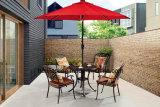 屋外/庭/テラスの藤の鋳造アルミ表HS6116dt