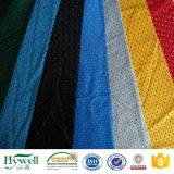 Tejido de malla de poliéster 100 Tricot Bolsa para Chaquetas ropa