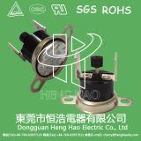 Thermostat de la remise Ksd301 manuelle, interrupteur de coupure Ksd301 thermique