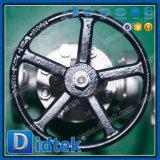 Нормальный вентиль изготовления CF8m Didtek с маховичком