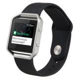 Мягкий силиконовый Sport ремешок для просмотра Fitbit смотреть, резиновую прокладку на Fitbit ослепительный свет смотреть