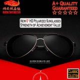 Hommes neufs de la mode P8738 conduisant les lunettes de soleil polarisées