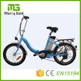 Складывая E-Велосипед велосипеда 36V 250W Ebikes малый электрический с 7 скоростями Китаем e велосипед S2
