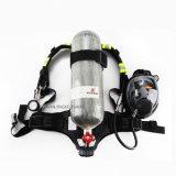 Instrumento de respiração aprovado Scba do ar comprimido de equipamento de segurança da mineração do Ce