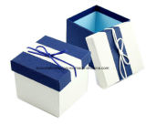 Büttenpapier-Schmucksache-Geschenk-Kasten/Papier-verpackenschmucksache-Geschenk-Kasten