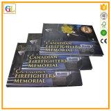 Alto servizio di stampa del libro di Hardcover di Qaulity (OEM-GL-003)