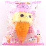 Brinquedo Squishy personalizados de alta qualidade com aromas a subida lenta Squishy Esquilo Gelado de brinquedos