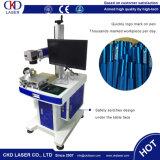 Marquage Laser couleur de la machine sur l'acier inoxydable