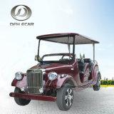 8 de Elektrische Klassieke Bestelwagen van de Kar van de Brandstof Seater
