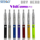 2017 Seego Vhit recharger II E-cigarette avec fonction de l'atomizer Self-Cleaning