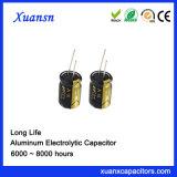 De radiale 10V Elektrolytische Leverancier van China van de Condensator 220UF