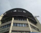 P8 Curve Display LED de exterior à prova circulares para anúncio e Shopping Mall